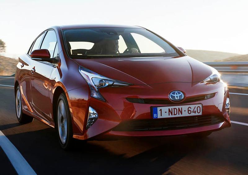 Nieuwe Toyota Prius 2016 bij Van Ekris 1