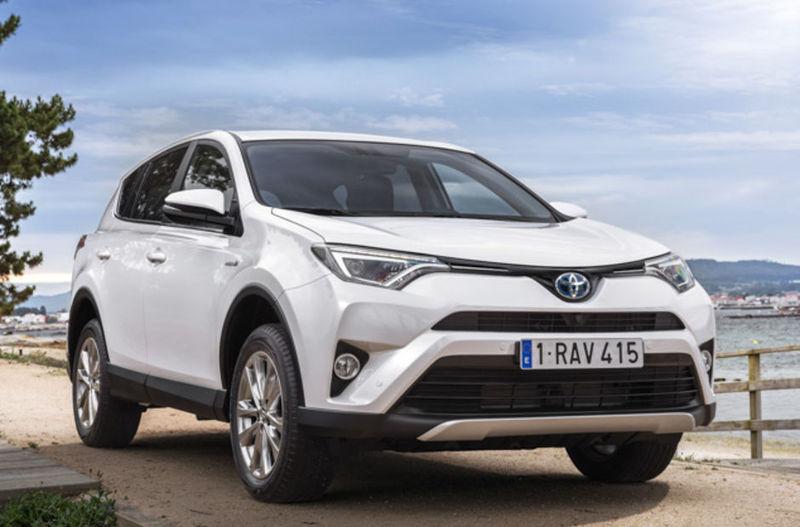 RAV4 nieuw van Ekris Toyota dealer