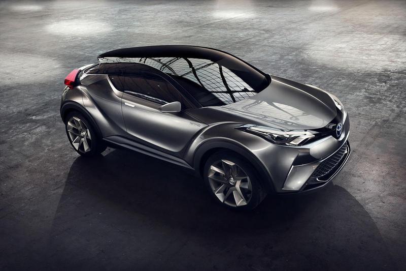 Toyota Ch-R 2016 bij Van Ekris Toyota