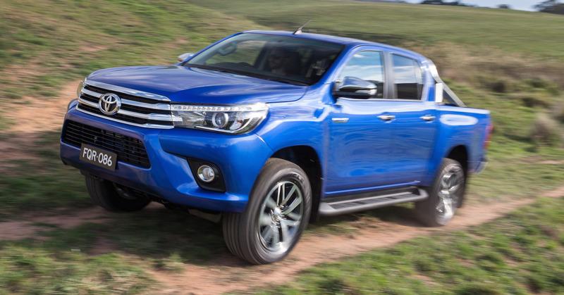 Nieuwe Hilux 2016 Van Ekris Toyota dealer