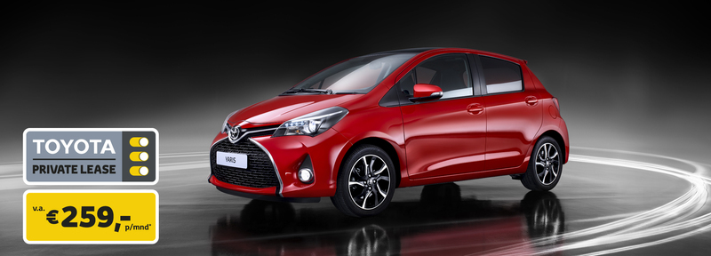Private Lease Toyota Aygo van Ekris 1