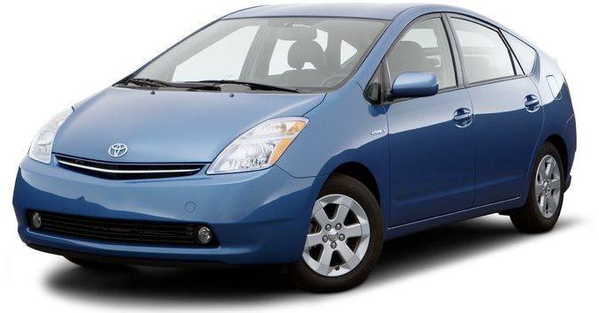 Prius model 2 accu vervangen