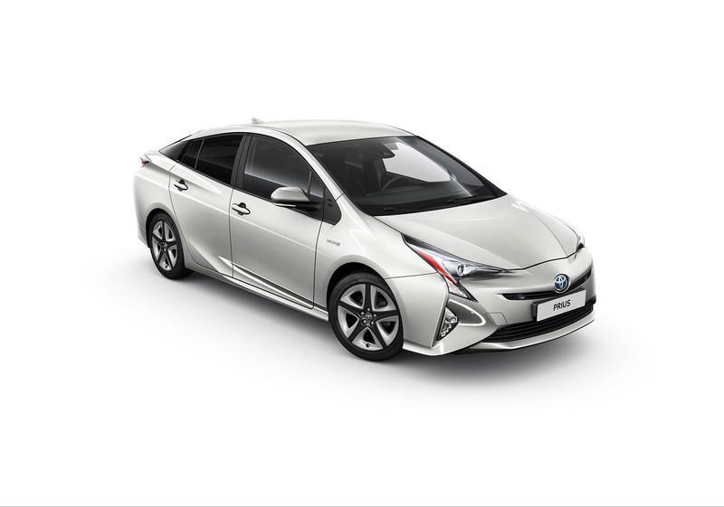 Van Ekris nieuwe Toyota Prius 3