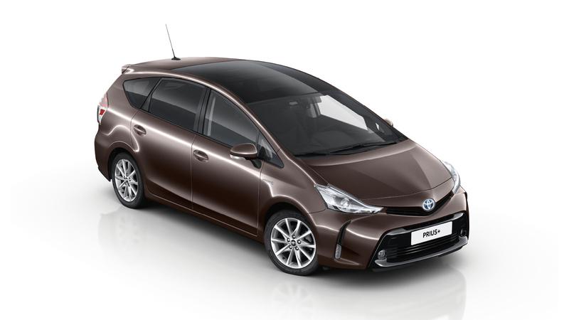 Prius Plus actie bij Toyota dealer Van Ekris