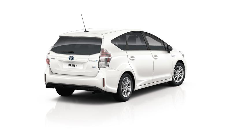 Prius Plus actie bij Toyota dealer Van Ekris 1