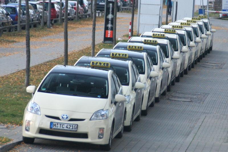 Prius Taxi Munchen
