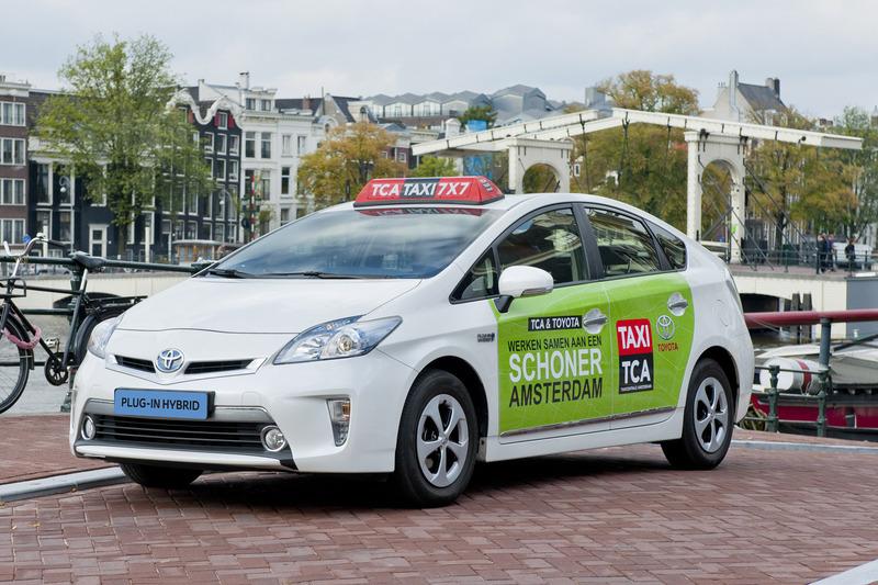 Prius Taxi Nederland
