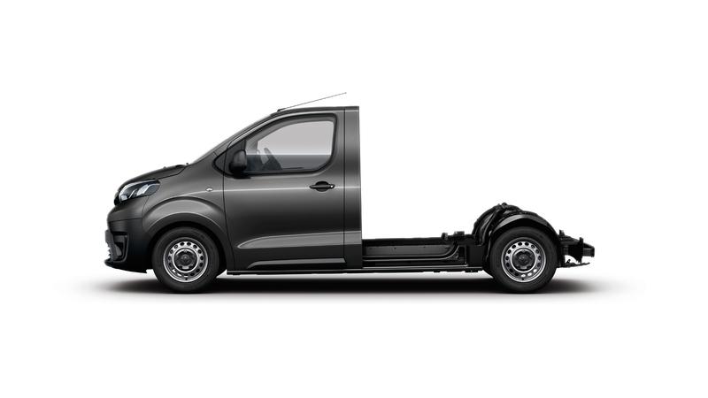 Toyota ProAce Truck Van Ekris