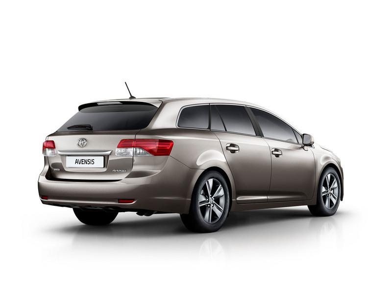 Nieuwe Toyota Avensis 2014 Van Ekris 1