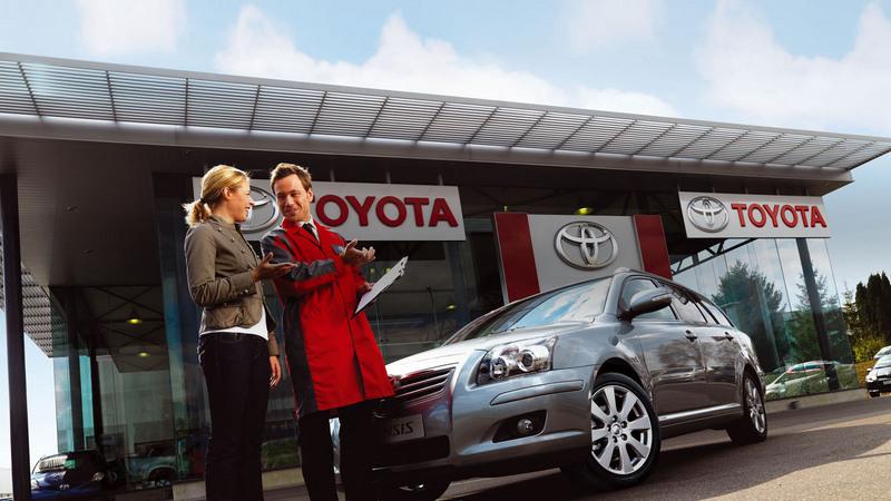APK keuring Toyota Van Ekris voordeel