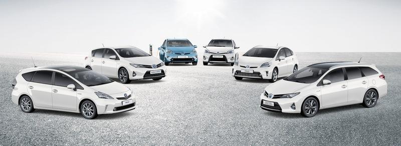 Van Ekris uw Toyota hybride specialist van Nederland