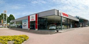 Toyota van Ekris Maarssen 2012