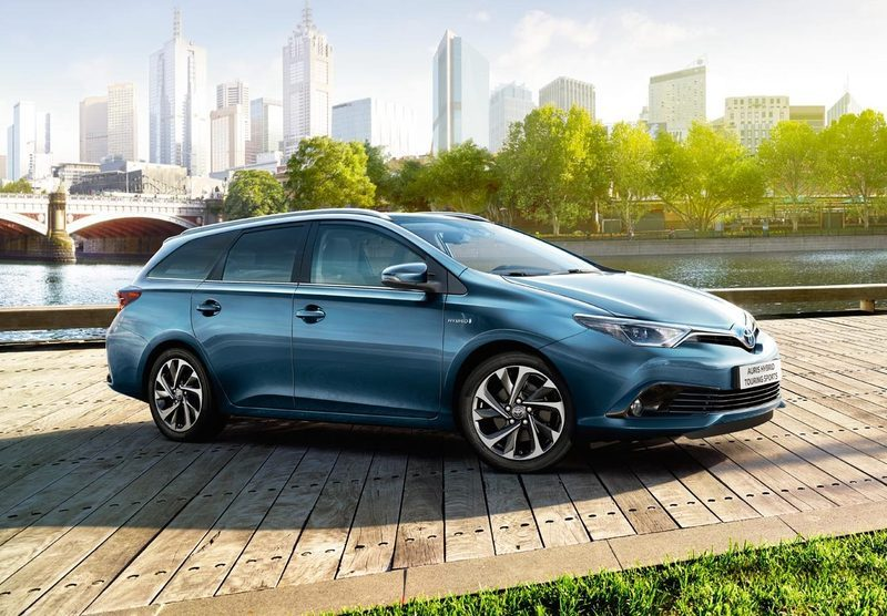 Auris Touring Sports bij Van Ekris
