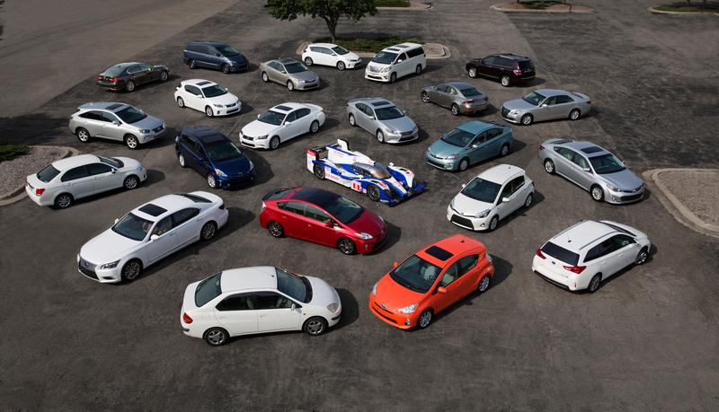Een Site Met Alle Toyota Hybride Occasions Nieuws Van Ekris Als