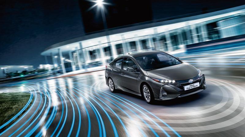 Prius Plug In Hybrid Toyota Van Ekris Als Het Om Toyota Gaat