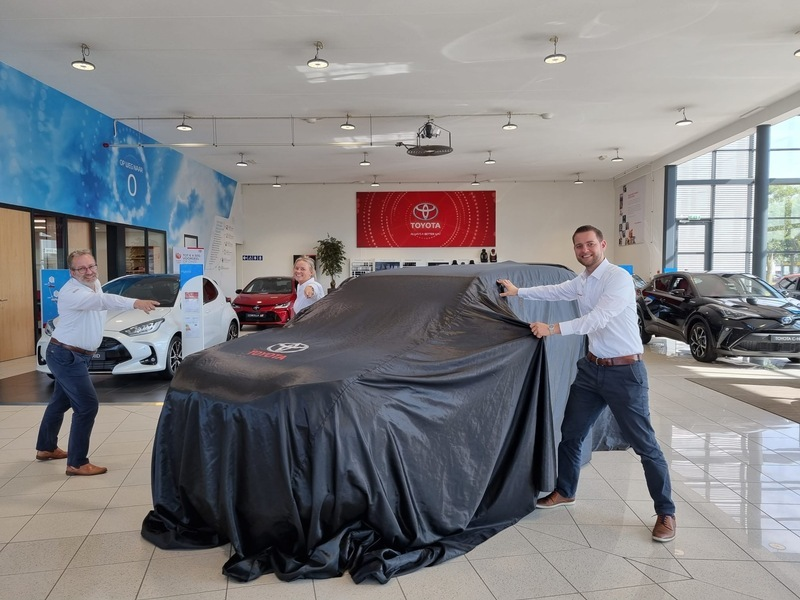 Toyota Yaris Cross introductie Nieuwkoop en Alphen aan den Rijn
