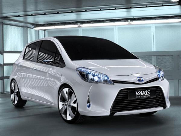 Toyota Laat 5 Nieuwe Modellen Zien In Geneve Nieuws