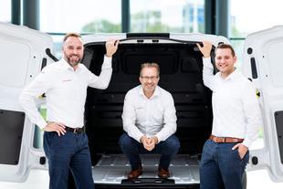 Team ProACe Van Ekris specialisten uit Alphen aan den Rijn