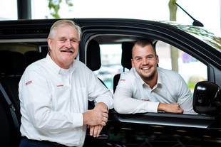 Van Ekris Toyota ProAce team Maarssen