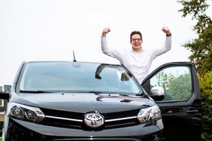 ProAce Toyota bedrijfswagens Mijdrecht