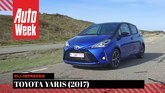 Tips: Werking Toyota Safety Sense Yaris ANWB review
